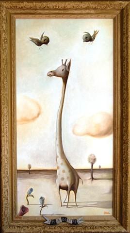 """I'm A Giraffe"""
