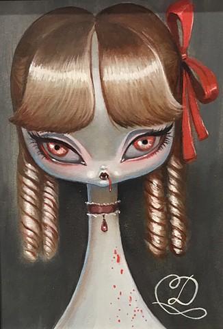 """""""Miss Annie the Vampire"""""""