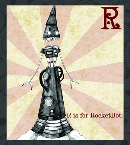 RocketBot Propaganda  Limited Edition
