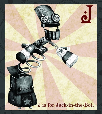 Jack-In-the-Bot Propaganda  Limited Edition