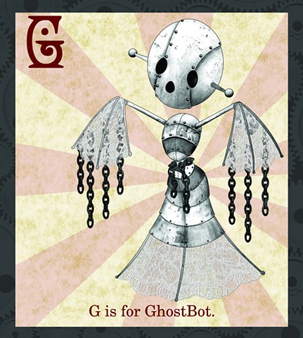 GhostBot Propaganda  Limited Edition