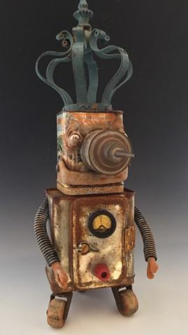 "Denise Bledsoe ""Smile Bot"""