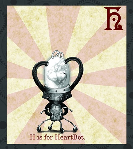 HeartBot Propaganda  Limited Edition