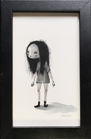 "SOLD Sophia Rapata ""Not A Morning Person"""