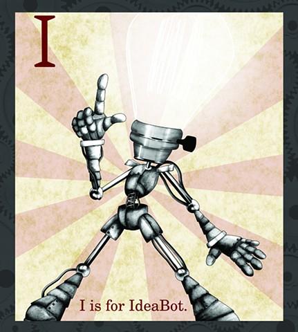 IdeaBot Propaganda  Limited Edition