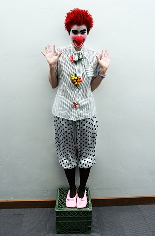 JoJo the clown