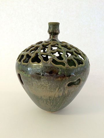 FILIGREE BOTTLE