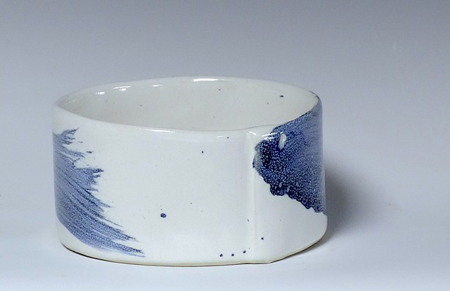 Bowl,ceramic hand built