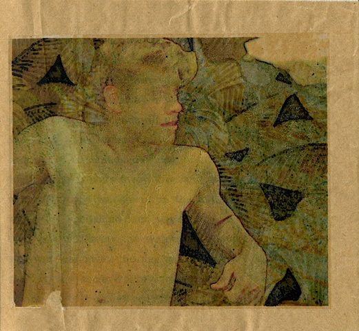 brazilia you artwork by Ian Phillips  pas de chance press, 2004