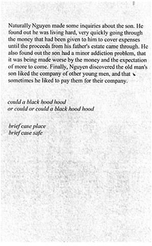 faithful, page thirteen 2011