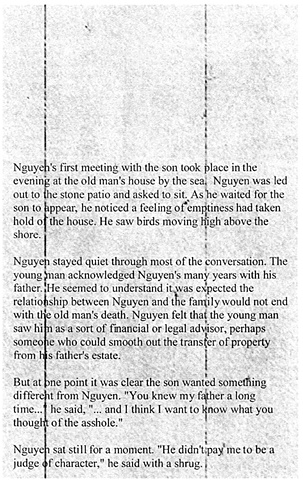 faithful, page six 2011