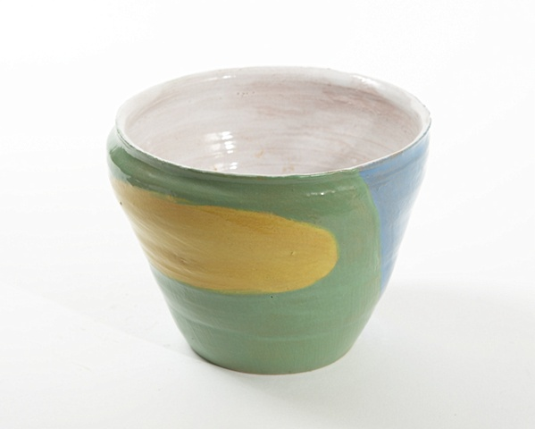 Ovals and rectangle bowl