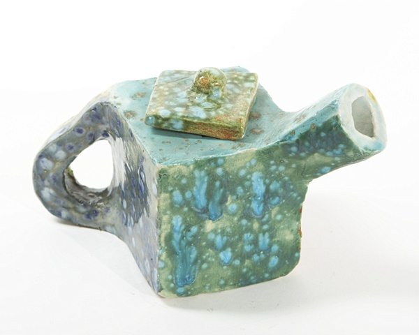 Square Tea pot