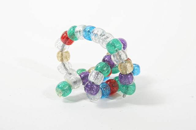 Sparkly beads