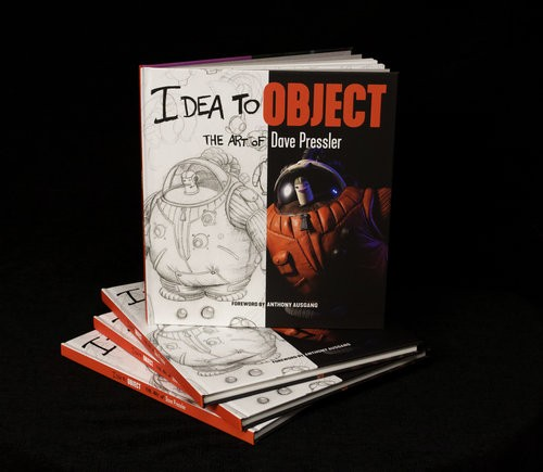DAVE PRESSLER: IDEA TO OBJECT