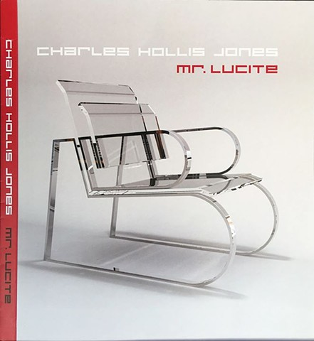 CHARLES HOLLIS JONES: MR LUCITE