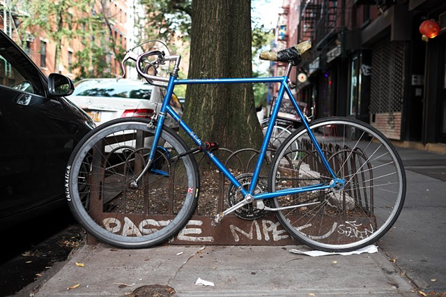 Bicycles of New York