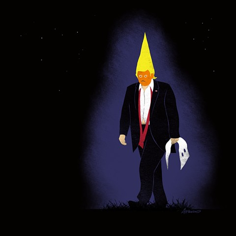 The Grand Wizard's Walk of Shame