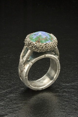 """Emily's Landscape Ring"""