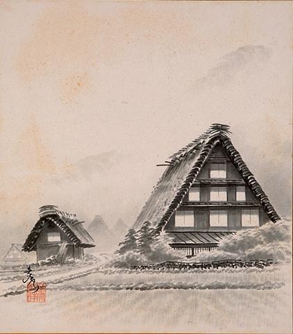 Artista Japones.1735
