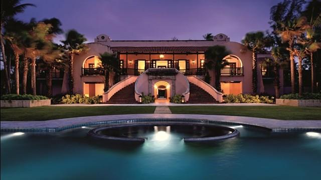 Su Casa, Ritz Dorado Beach Hotel. 2008