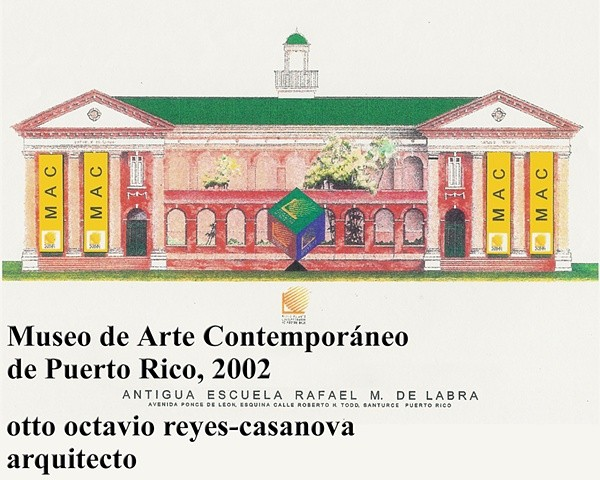Museo de Arte Contemporaneo de Puerto Rico. 2002
