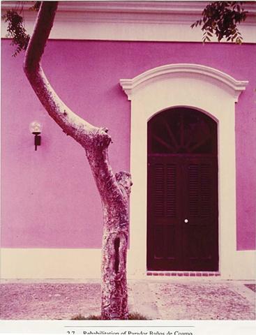 Baños de Coamo, 1976