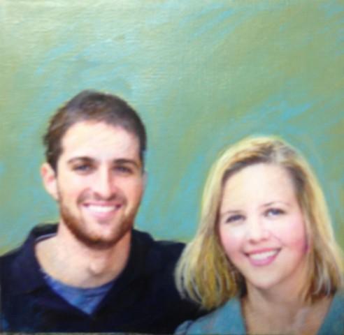 Zach & Elena