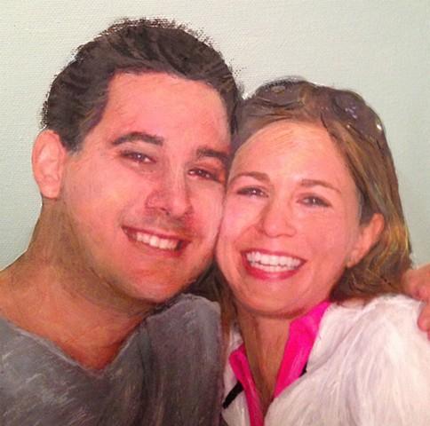 Brian & Becky