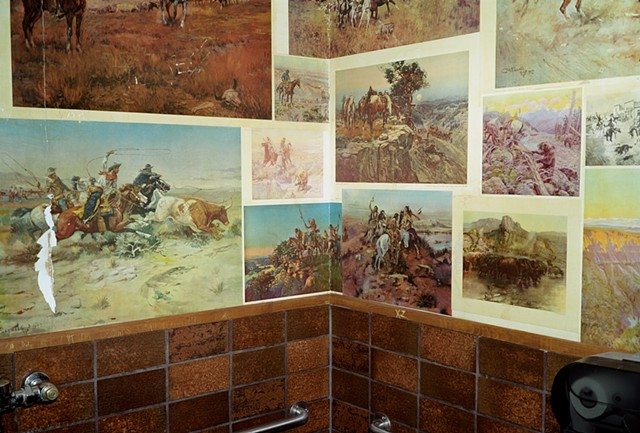 Bathroom, Utica, Montana