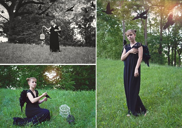 Belinda Grace photography, Childrens portraiture, fine art portraiture, Moline, Illinois, Senior Year Portraiture