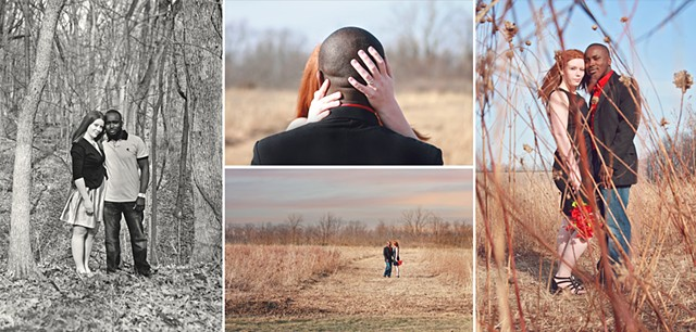 Engagement portraiture, Belinda Grace Photography, Moline, Illinois