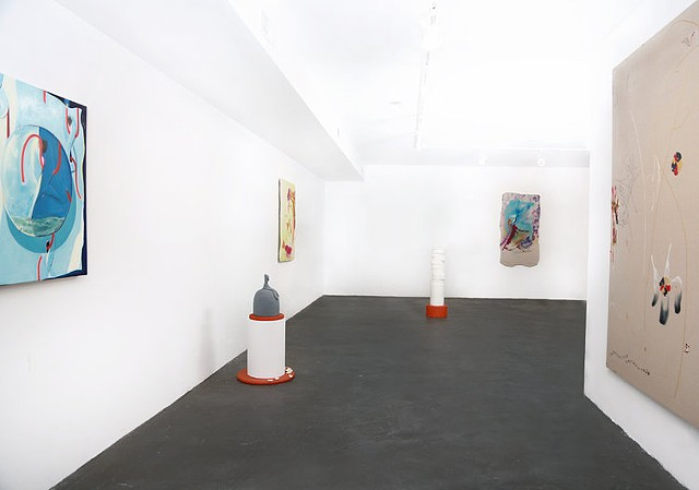 Install shot of palimpsest
