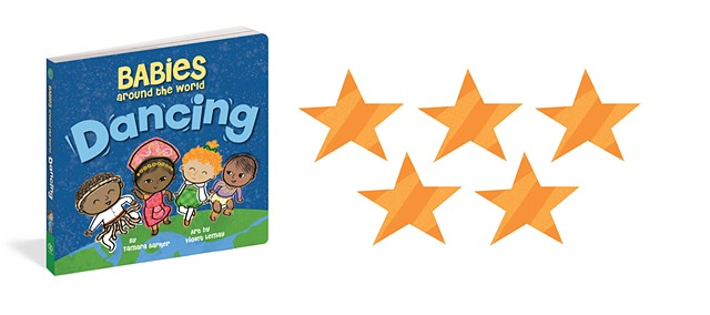 "Reader Reviews of ""Babies Around the World: Dancing"" from amazon.com"