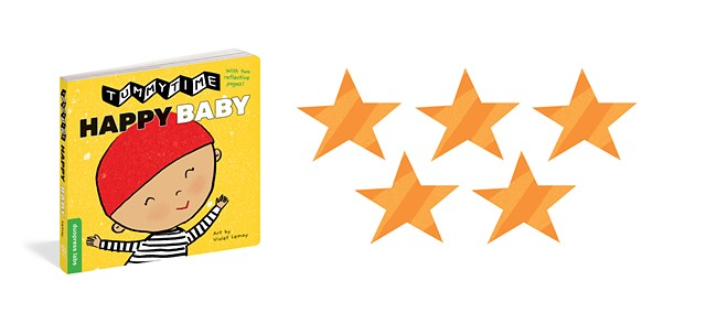 "Reader Reviews of ""Tummy Time: Happy Baby"""