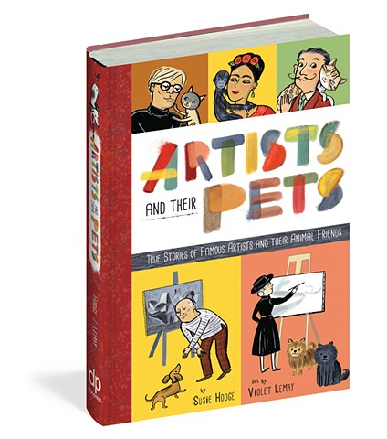 "Editorial Review of ""Artists and Their Pets"""