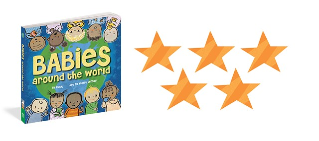 "Reader Reviews of ""Babies Around the World"" from amazon.com"