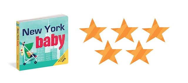 "Reader Reviews of ""New York Baby"" from amazon.com"