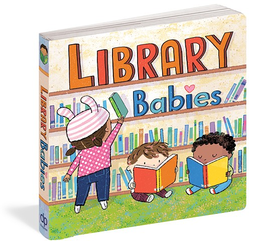 "School Library Journal review of ""Library Babies"""