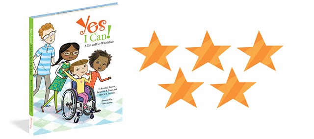 "Reader Reviews of ""Yes I Can!"""