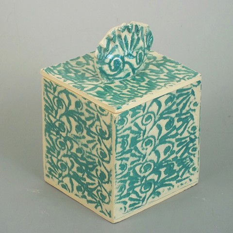 Sea Green Box