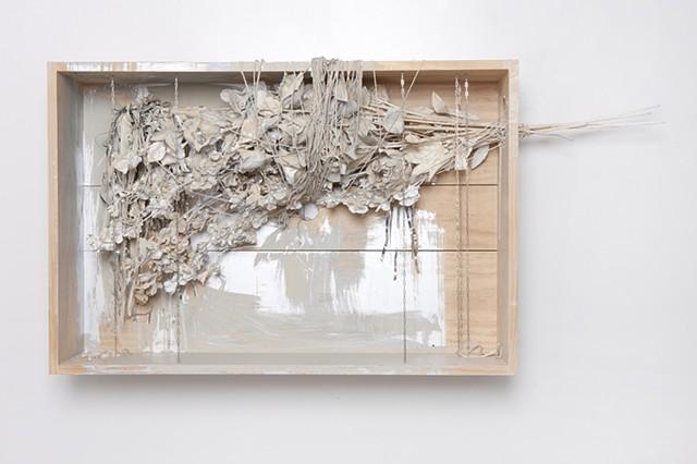 Untitled (Bound Flower Box), 2012