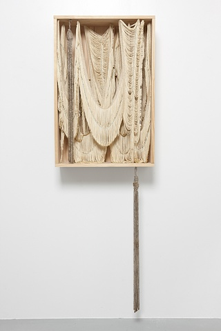 Untitled (Fringe Box), 2012