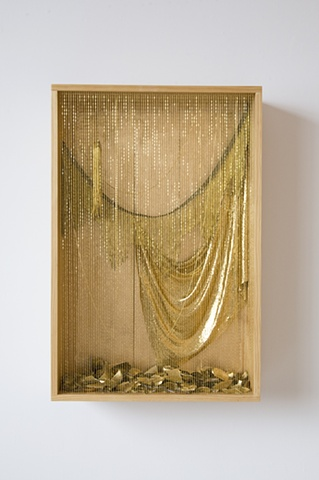 Untitled (Gold Box), 2011