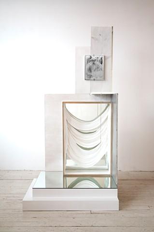 Untitled (White Corner), 2011
