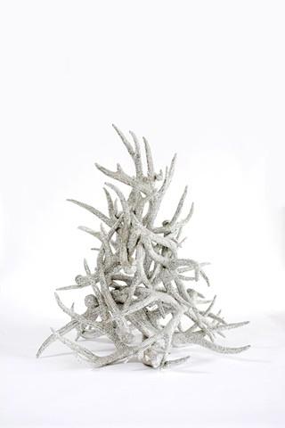 Untitled (antler pile)