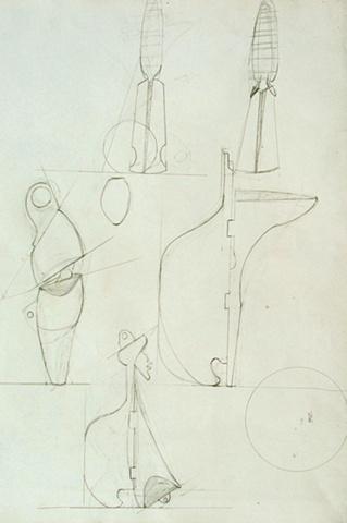 exploratory drawing