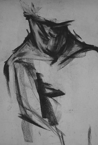 Figure study (neck)