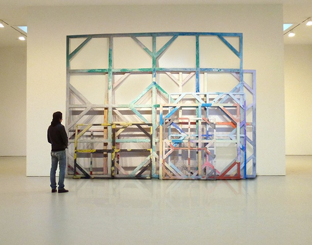 Support Structures | The Santa Barbara Contemporary Art Museum, CA