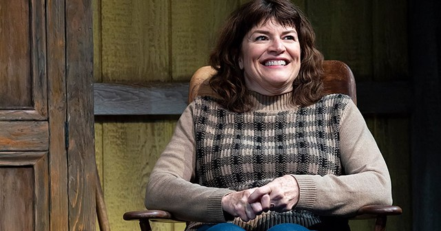Barbara Chisholm as Annie Wilkes